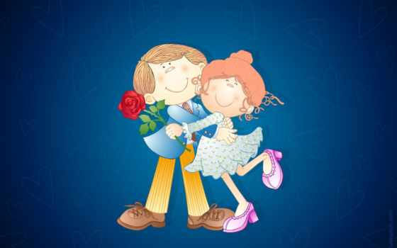 pair, влюбленная, love
