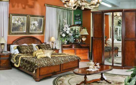 интерьер, спальня Фон № 445 разрешение 1920x1200