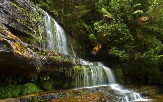 desktop, amazing, водопады