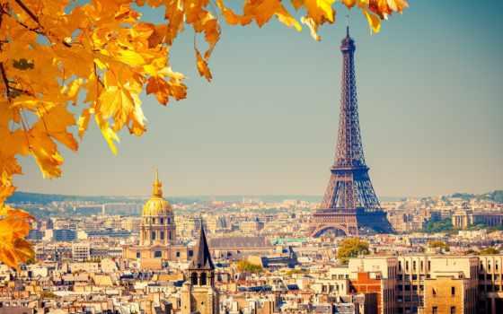 paris, эйфелева башня