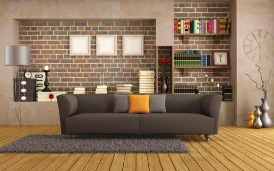 интерьер, диван, ремонт