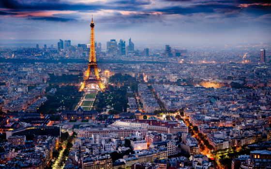 париж, ville, qui, les, все, korabl,