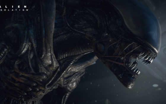 alien, изоляция, game