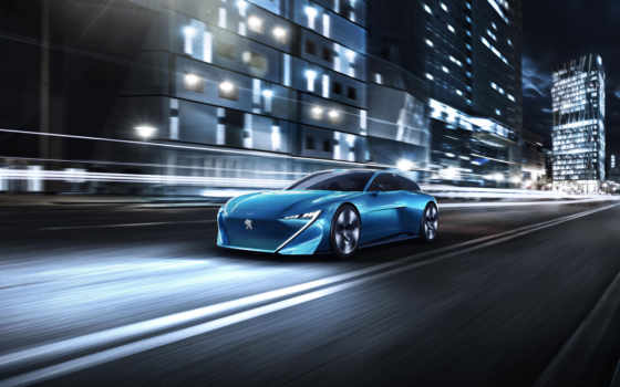 car, concept, peugeot, driving, instinct,