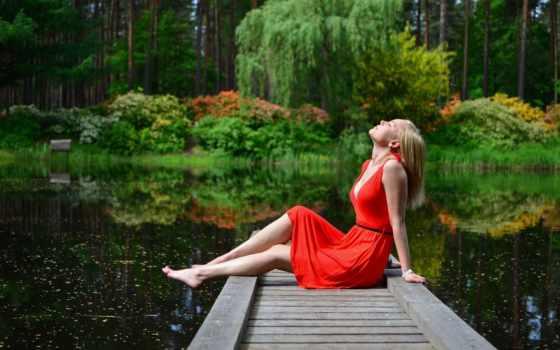 leisure, девушка, размытость, счастье, волосы, business, модель, flowers, happy,
