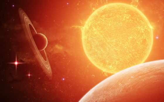 sun, cosmos, планеты, звезды,
