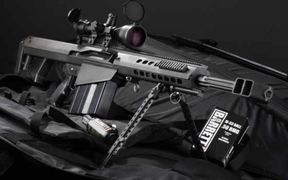 barrett, оружие, крупнокалиберная