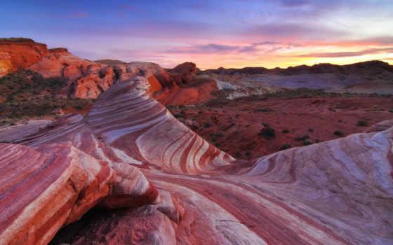 пустыня, природа, скалы
