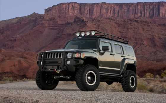 hummer, jeep, car