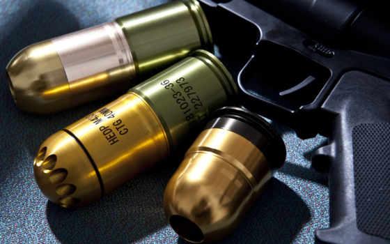 оружие, широкоформатные, заставки, качественные, металл,