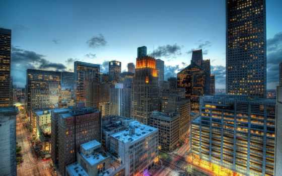 небоскребы, заставки, широкоформатные, центр, нью, фотографий, chicago, небоскрёб, красивые, manhattan,