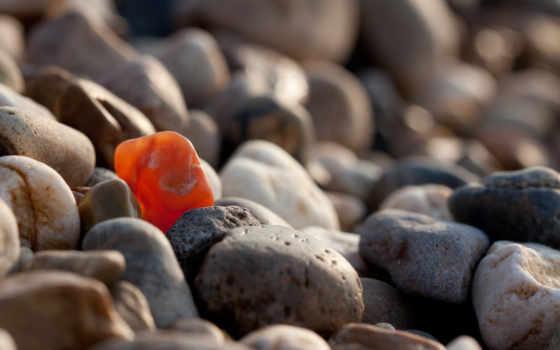 камни, галька, камушки, телефоны, макро, скачивайте, их, планшеты, мобильные, мост, бутон,
