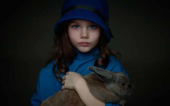 девушка, кролик, images, sora, ребенок,