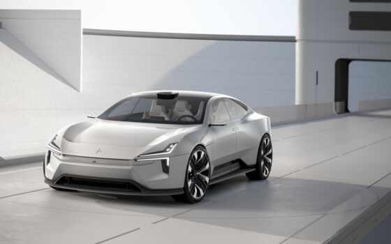 polestar, precept, car, будущее, concept, discover, electric