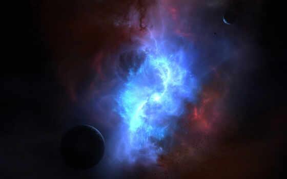 космос, астероиды Фон № 24411 разрешение 2560x1600
