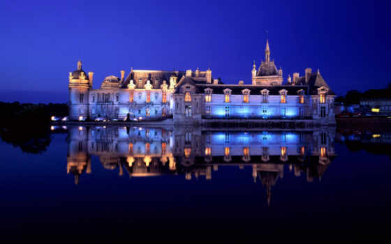 chantilly, france, chateau, изображение, desktop, castle, free,