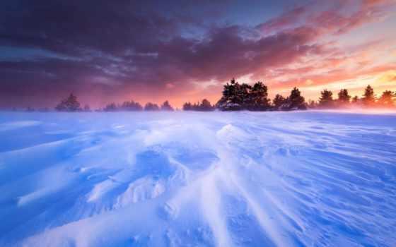 прованс, франция, снег