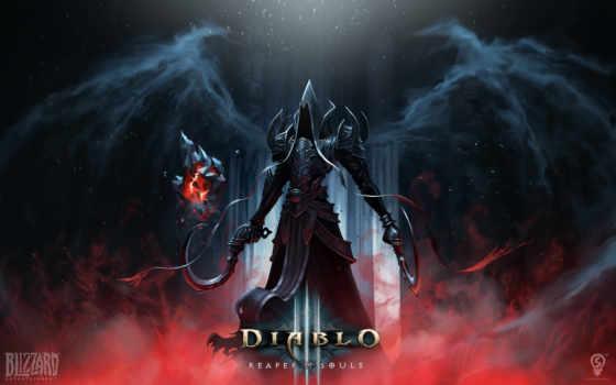 diablo, souls, reaper, iii,