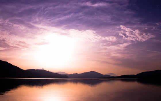 небо, живопись, clouds, тона, lakes, pinterest,