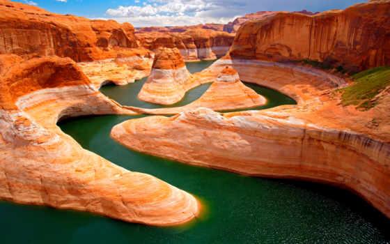 каньон, гора, apple, grand, mac, system, lion, скрытой,