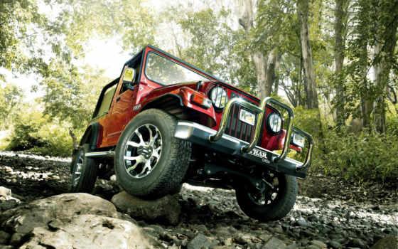 mahindra, тар, india, jeep, внедорожник, off, has, new, alex, отзывы,