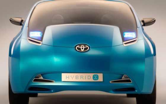 toyota, hybrid, concept, prius, car, cars,