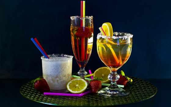коктейль, еда, напитки