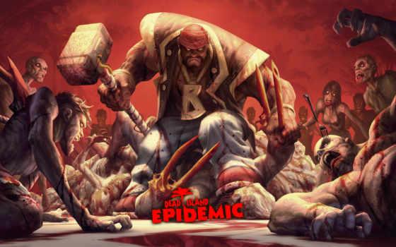 dead, остров, эпидемия