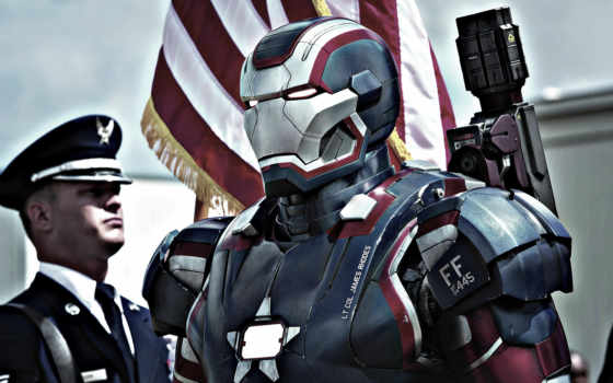 iron, патриот, масть