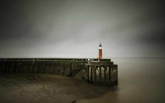 full, free, lighthouse, available, desktop,