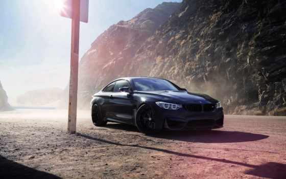 bmw, тюнинг, черная, car, black, wheels,
