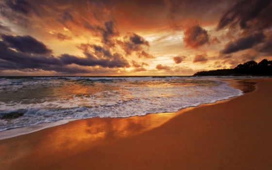море, water, ocean, волна, пенка, пляж, прилив, waves, закат, побережье, берег,