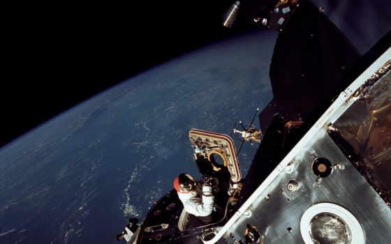 астронавт, nasa