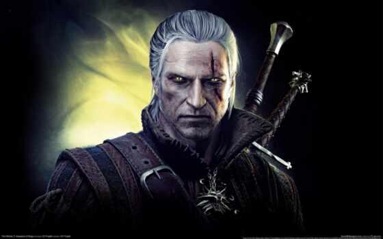 witcher, assassins Фон № 33927 разрешение 2560x1600