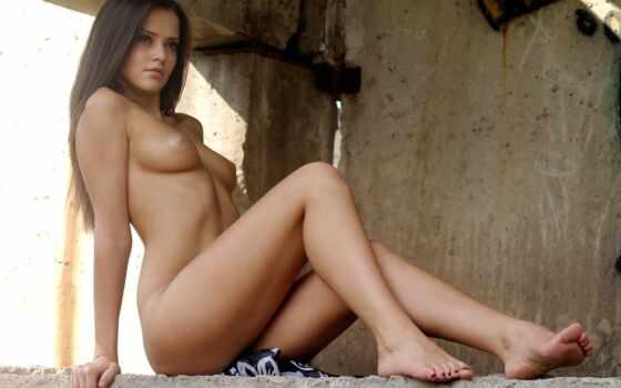 legs, sexy, девушка, hips, женский, обнаженная, ass, эротика, tits, walls, alexa, xxx, brunette, волосы, long, попы,