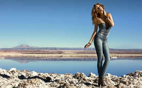 джинсах, обтягивающих, devushki