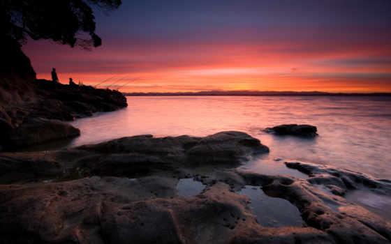 der, die, фотографий, schönsten, welt, erde, orte, закат, landschaften, красивые,