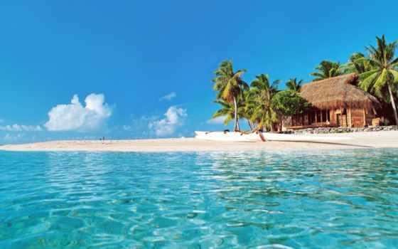 остров, необитаемый, изба
