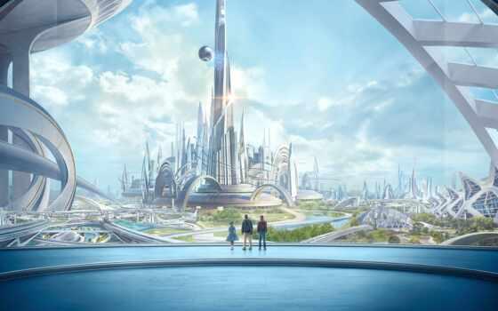 будущее, город, architecture, сниматься