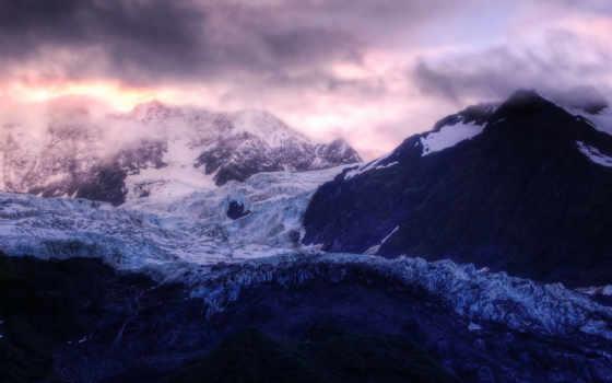 mountain, mountains, desktop, snowy, glacier, you,