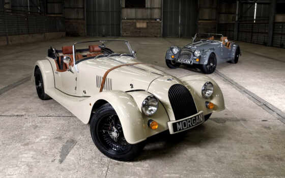 morgan, roadster, all
