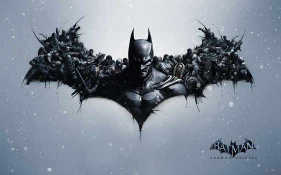 batman, arkham, рыцарь Фон № 119531 разрешение 1920x1200