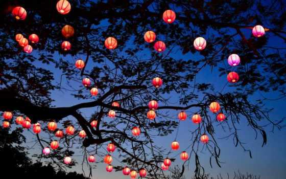lantern, iphone, lanterns, китаянка, new, год,