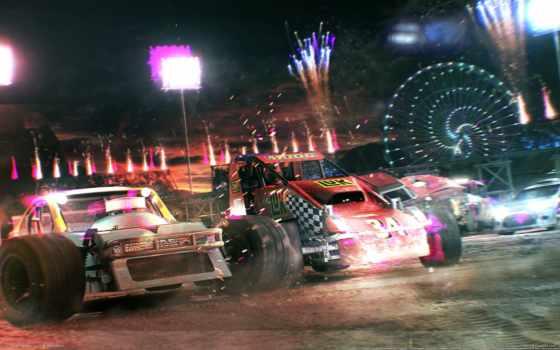 игры, dirt, showdown, красивые, игр, оригинал, game, uncharted, diablo, года,