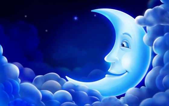 луна, free