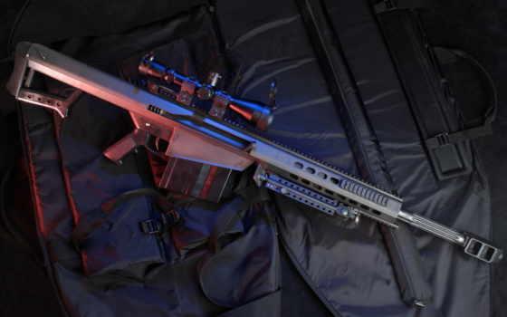 guns, sniper rifle, barrett, m82a1, bag