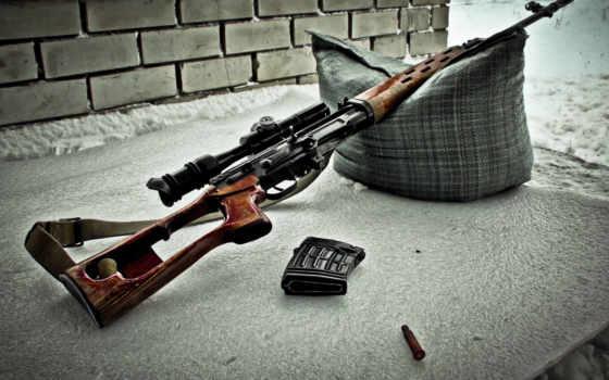 снайперская, винтовка Фон № 18519 разрешение 1920x1200