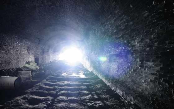 svet, туннель, тоннель