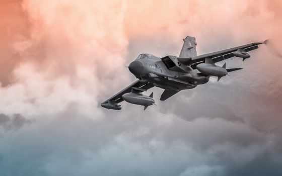 tornado gr4, истребитель, реактивный