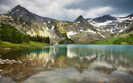 landscape, горы, гора